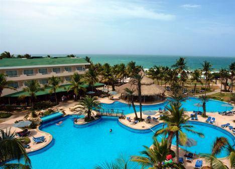 Isla Caribe Beach Hotel Isla De Margarita
