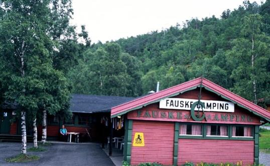 Fauske Camping Og Motell