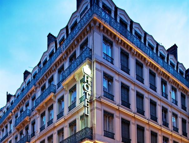 Globe Et Cecil Hotel Lyon