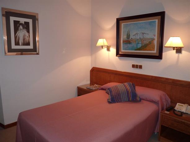 Don Carmelo Hotel Avila