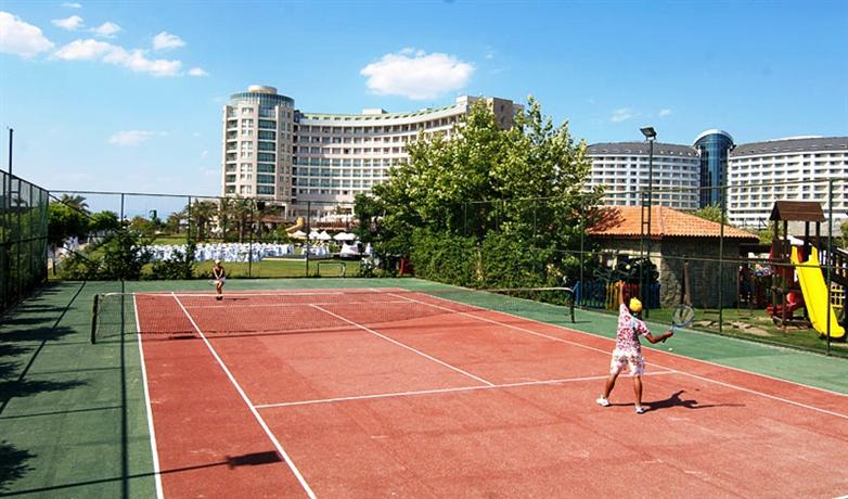 Sherwood Breezes Resort Hotel Antalya