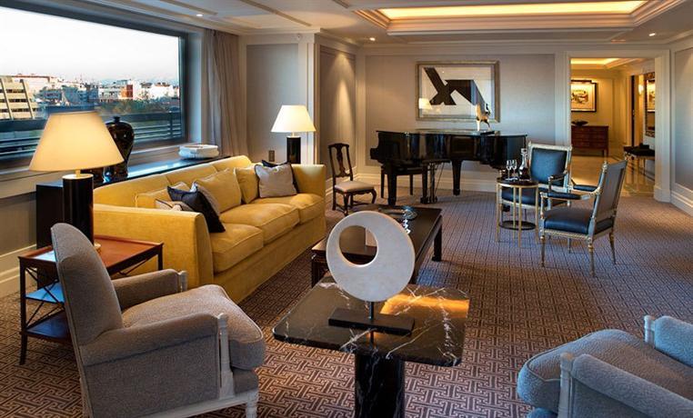 Villa Magna Hotel Madrid