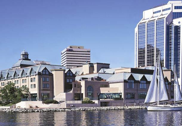Marriott Harbourfront Hotel Halifax