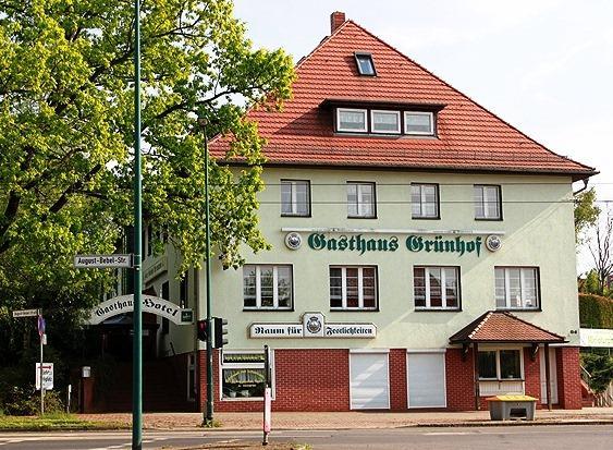 Gasthaus & Hotel Grünhof Frankfurt (Oder)