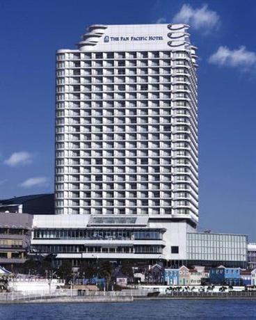 Pan Pacific Bay Hotel Yokohama
