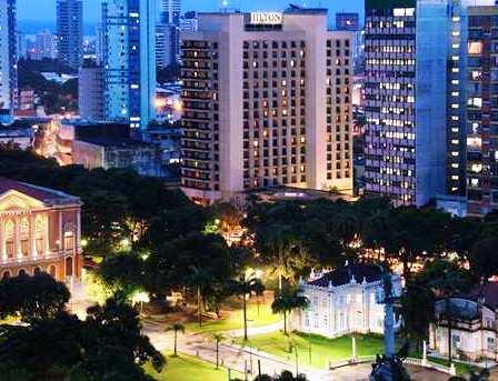 Hilton Hotel Belem