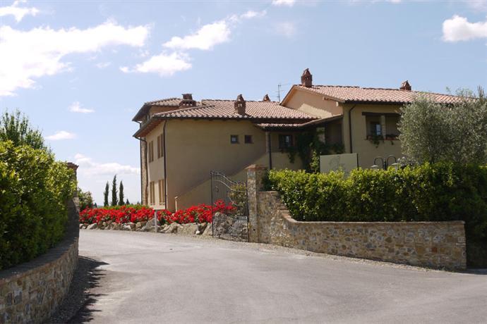 Relais Borgo di Cortefreda Hotel Tavarnelle Val di Pesa