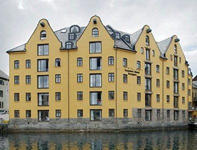 Clarion Collection Bryggen