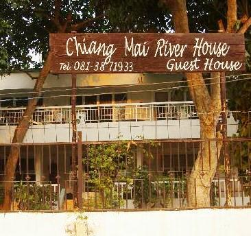 Chiang Mai River House