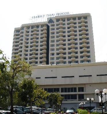 Charoen Thani Princess Hotel Khon Kaen