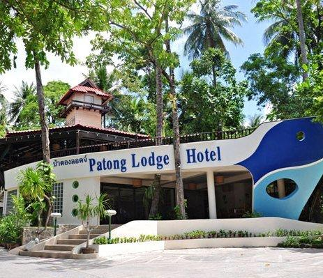 Patong Lodge Hotel Phuket