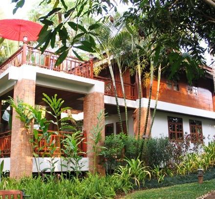Suanthip Vana Resort Chiang Rai