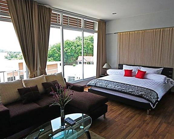 Villareal Heights Boutique Hotel Phuket