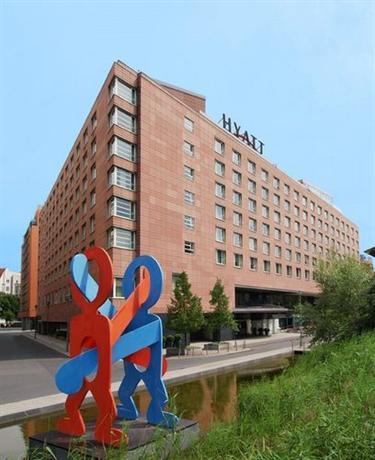 Grand Hyatt Hotel Berlin
