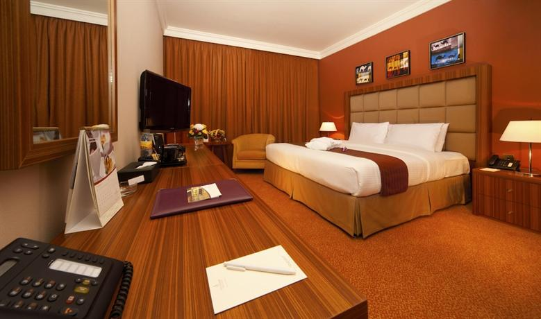 City Seasons Hotel Abu Dhabi