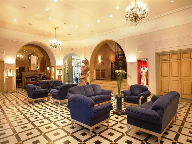 Imperator Concorde Hotel Nimes
