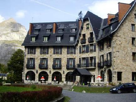 Grand Hotel Vignemale Gavarnie