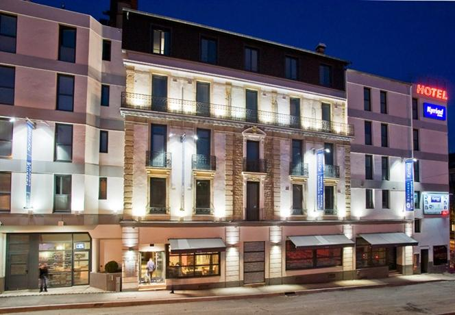 Kyriad Dijon Gare Hotel