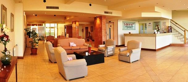 Amerian Hotel Merit Mar Del Plata