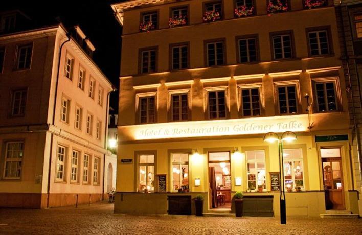 Hotel Goldener Falke Heidelberg