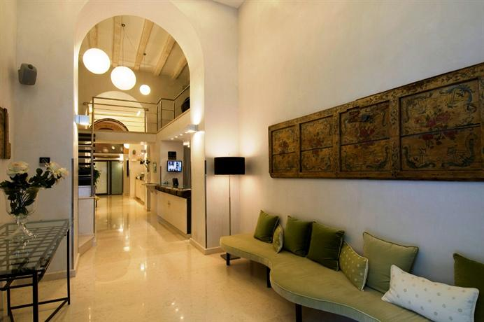 Quintocanto Hotel & Spa Palermo