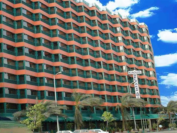 Delta Pyramids Hotel