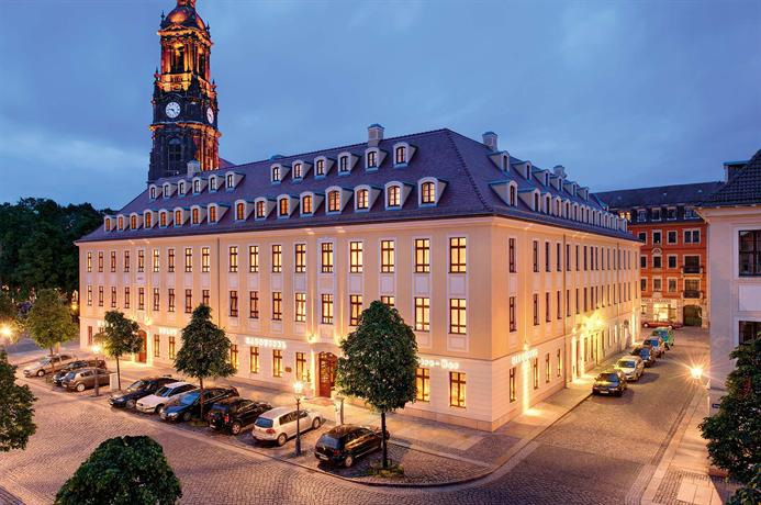 Hotel B�low Palais Dresden