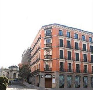 Hotel Durval Puerta de Alcala Madrid