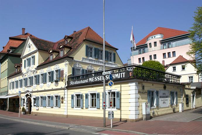 Romantik Hotel Weinhaus Messerschmitt Bamberg