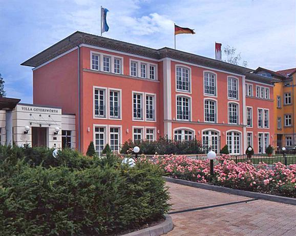 Hotel Villa Geyersworth Bamberg