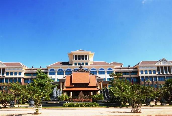 Pacific Hotel Phnom Penh