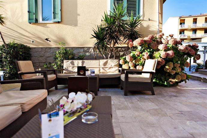 Saint Christophe Hotel Calvi