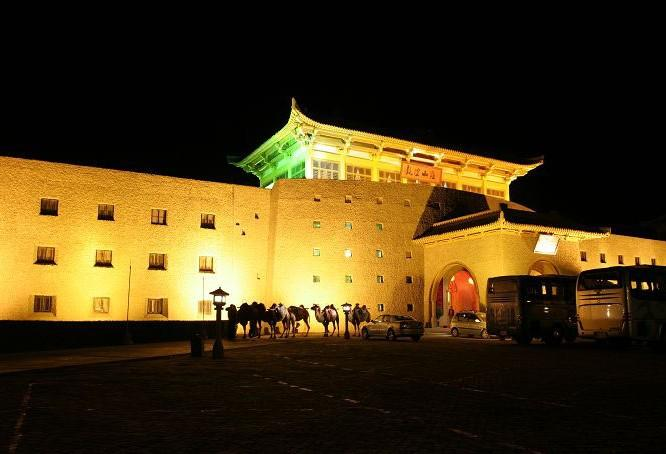 Silk Road Dunhuang Hotel