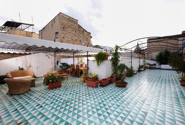 Palazzo Montevago Bed & Breakfast Palermo