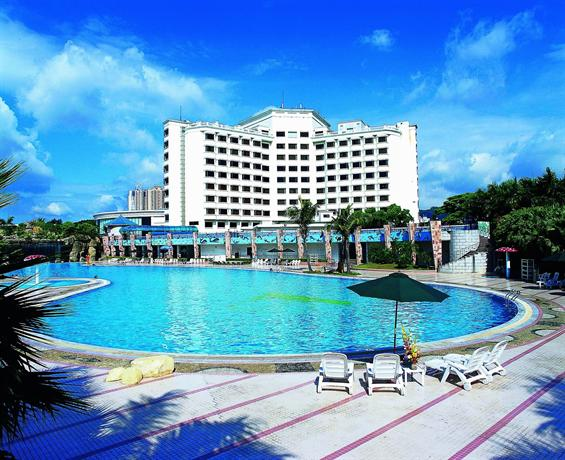 Zhuhai holiday resort hotel: find photos, reviews, information, amenities and compare prices for 5 stars hotels in