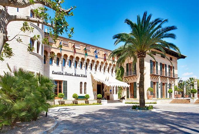 Castillo Hotel Son Vida Palma