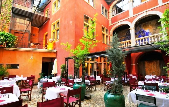 La Tour Rose Hotel Lyon