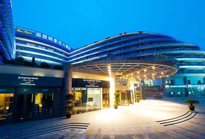 Wyndham Grand Plaza Royale West Lake Hotel Hangzhou