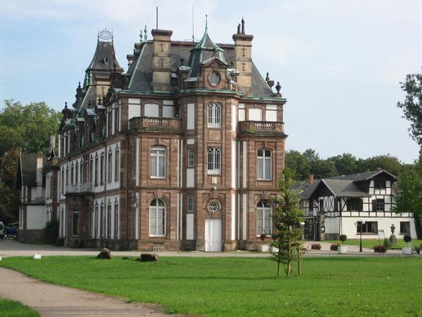 Chateau De Pourtales Hotel Strasbourg