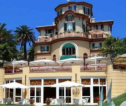 Romantik Hotel Villa Pagoda Genoa