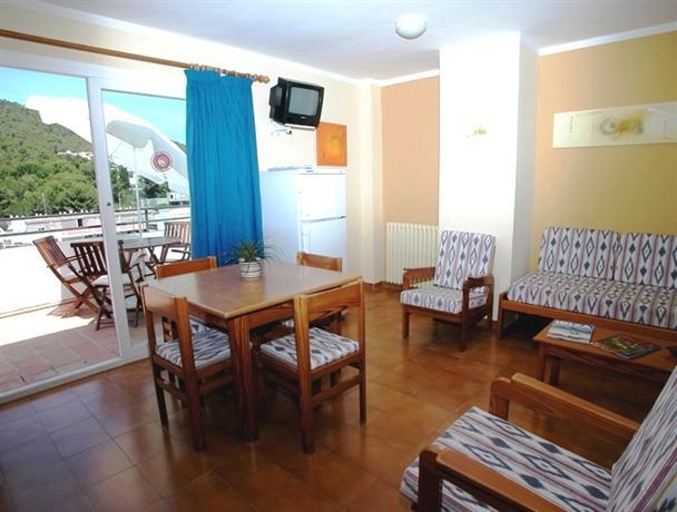 Apartamentos Ebusus Ibiza