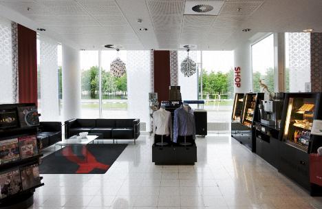 Scandic Jacobs Gade Hotel Vejle
