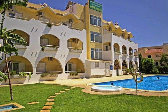 Apartamentos Turisticos Jose De Sousa Almancil
