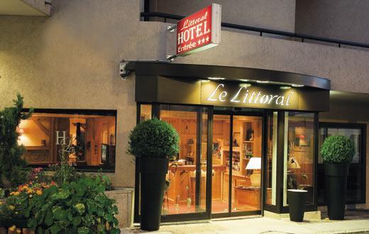 Hotel Le Littoral Evian-les-Bains