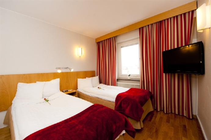 Best Western Statt Hotel Tranas