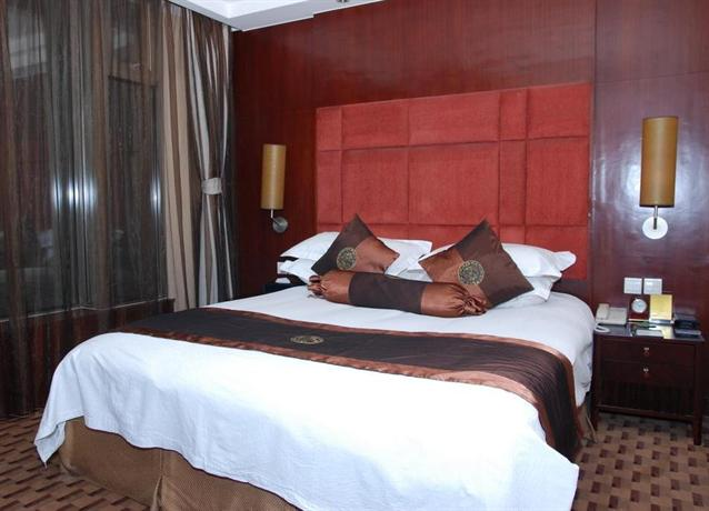 Yilai Celebrity City Hotel Nanjing