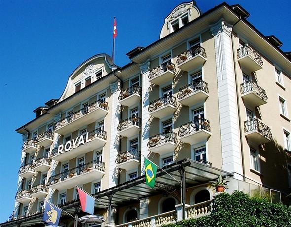 Hotel Royal Lucerne