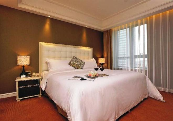 Wealthy All Suites Hotel Suzhou