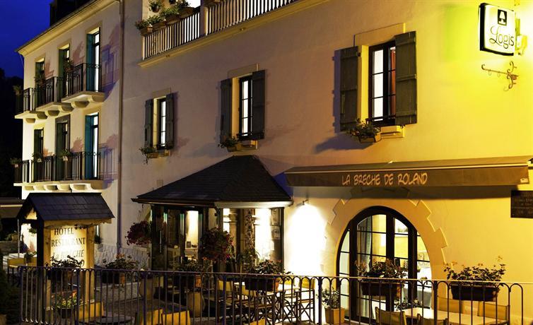 Hotel La Breche De Roland Gedre