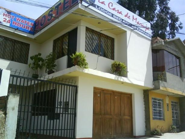La Casa de Maruja B&B Huaraz